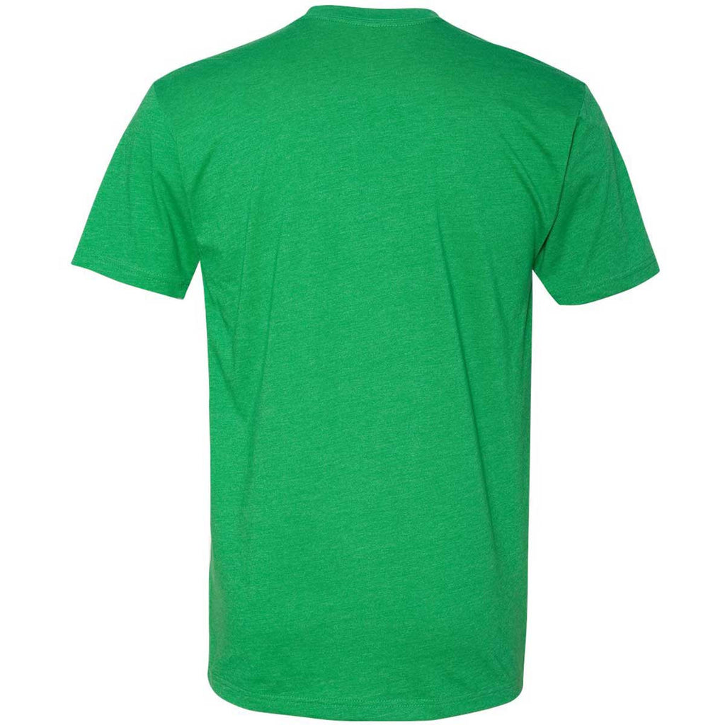 a200a644 Next Level Men's Kelly Green Premium Fitted CVC Crew Tee