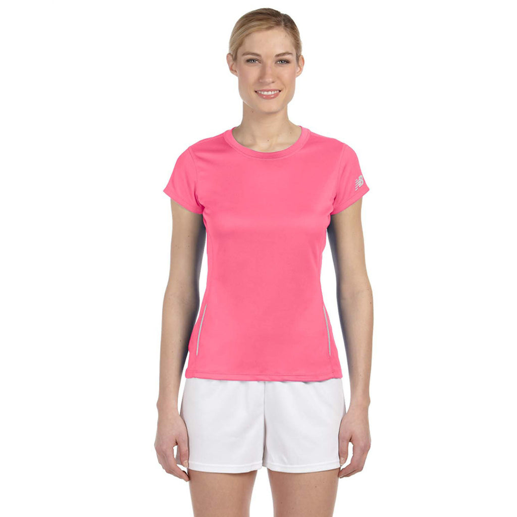 new balance t shirt women