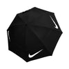 "Nike Black 68"" WindSheer Lite Umbrella"