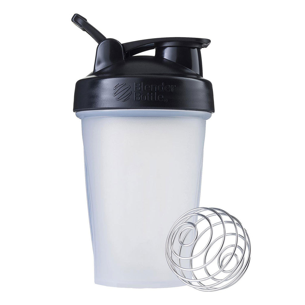 BlenderBottle Clear/Black Classic Bottle 20oz