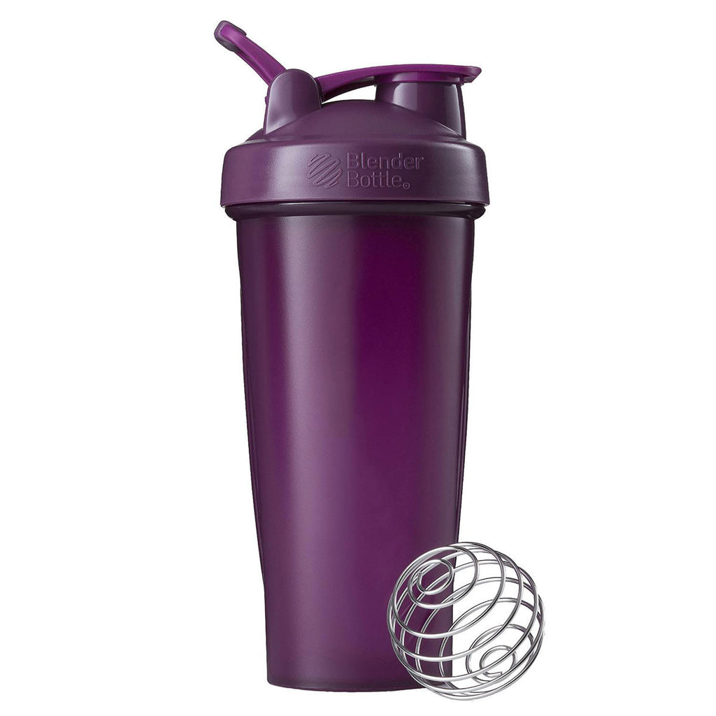 BlenderBottle Plum Classic Bottle 28oz