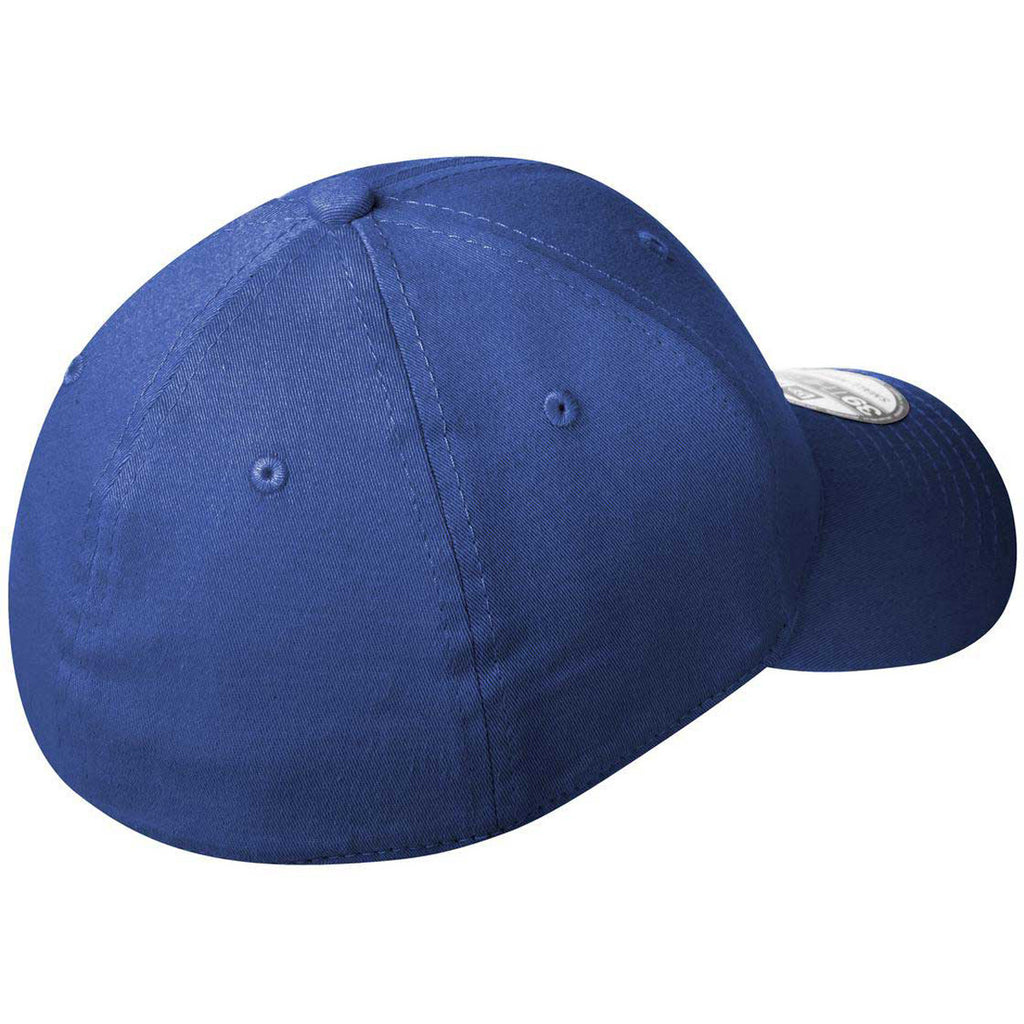 New Era Royal Structured Stretch Cotton Cap