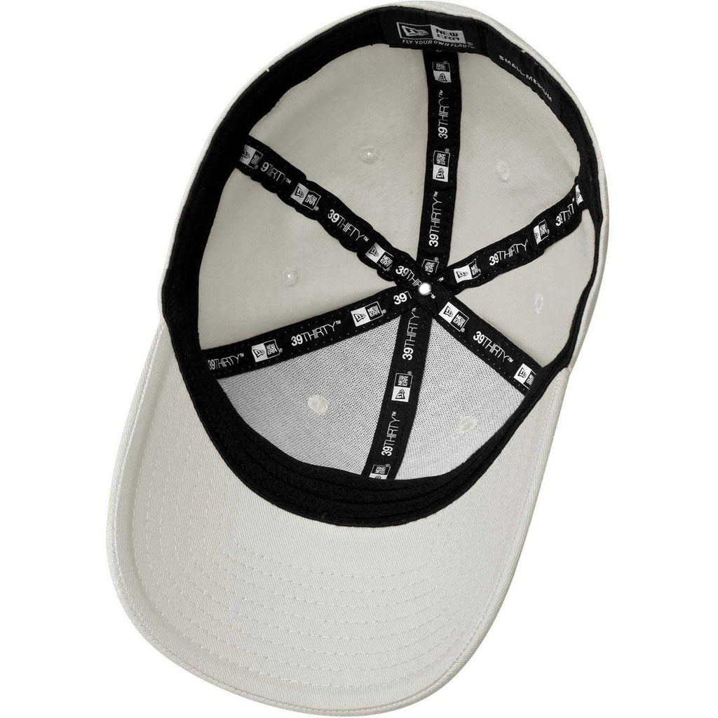 New Era 39THIRTY Stone Structured Stretch Cotton Cap