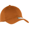 new-era-orange-cotton-cap