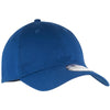 new-era-blue-cotton-cap