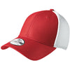 new-era-red-stretch-mesh-cap