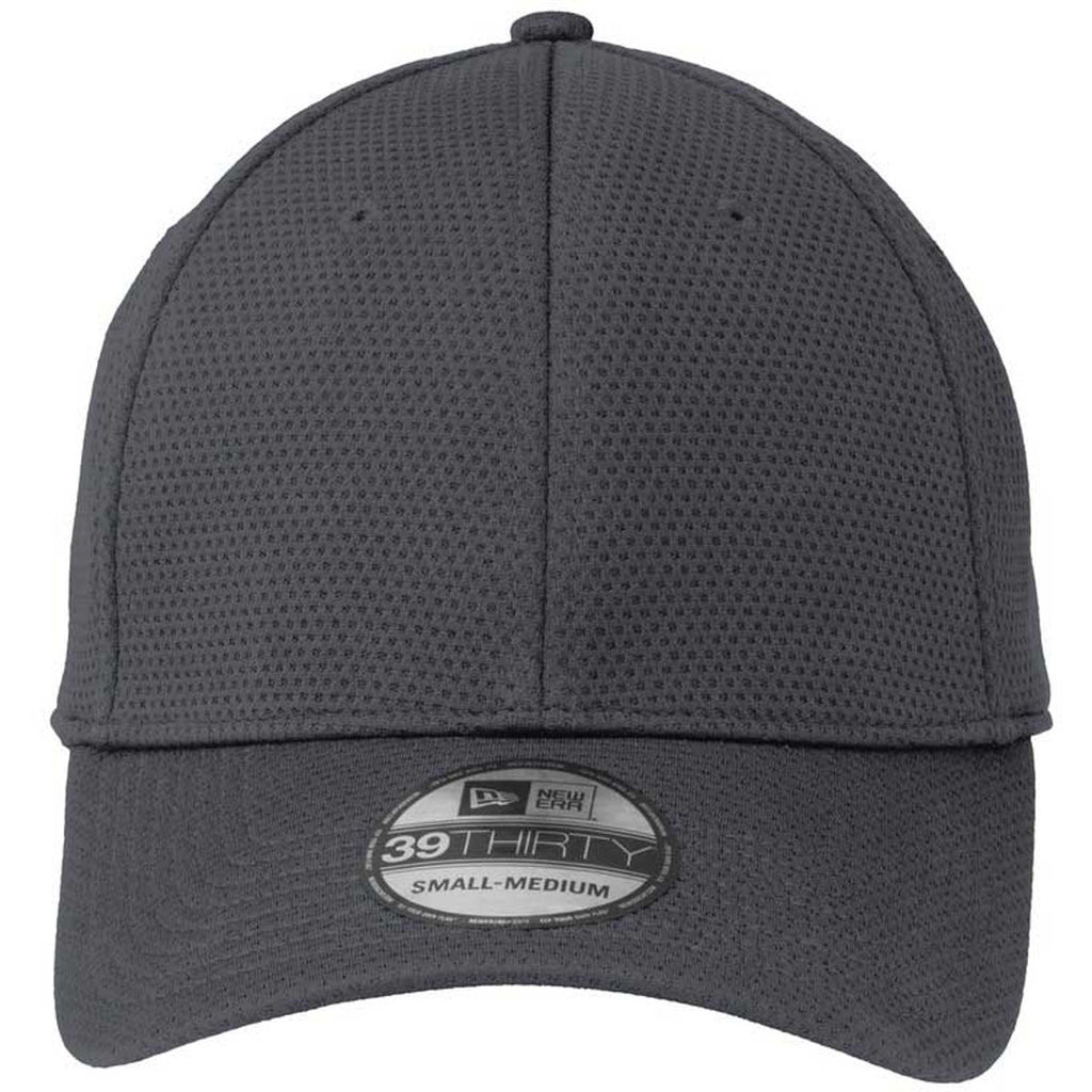 New Era 39THIRTY Tech Charcoal Mesh Cap