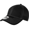 new-era-black-stitch-cap