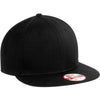 new-era-black-snapback-cap