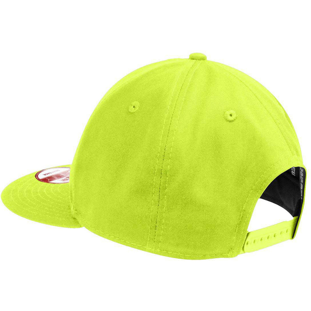As low as  15.74 USD. New Era 9FIFTY Cyber Green Flat Bill Snapback Cap b3416cfb1acf