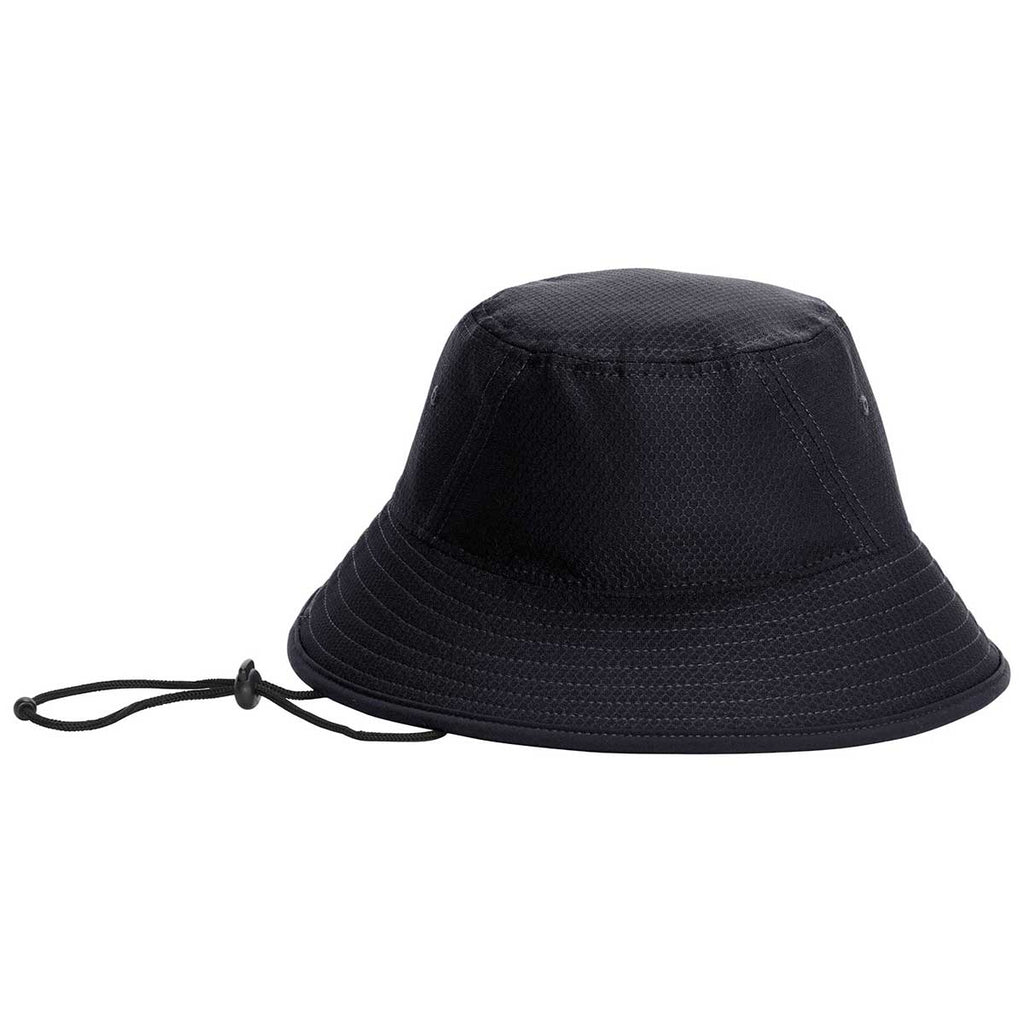 New Era True Navy Hex Era Bucket Hat
