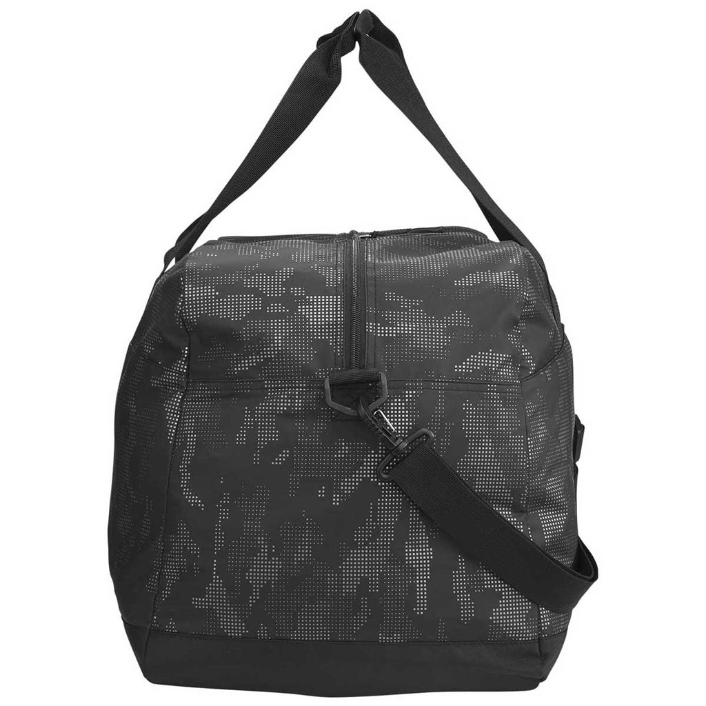 North End Black/Carbon Rotate Reflective Duffel