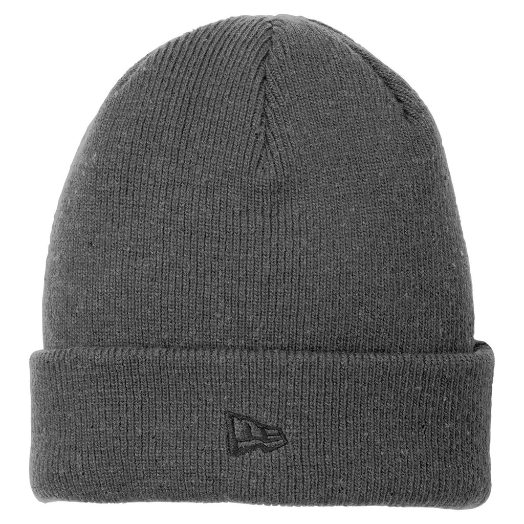 5480c8bfed4 New Era Graphite Black Speckled Beanie