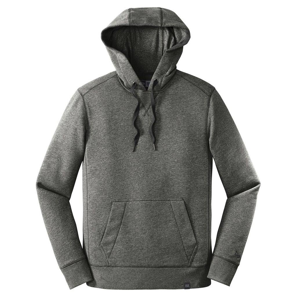 new era men 39 s black twist french terry pullover hoodie. Black Bedroom Furniture Sets. Home Design Ideas