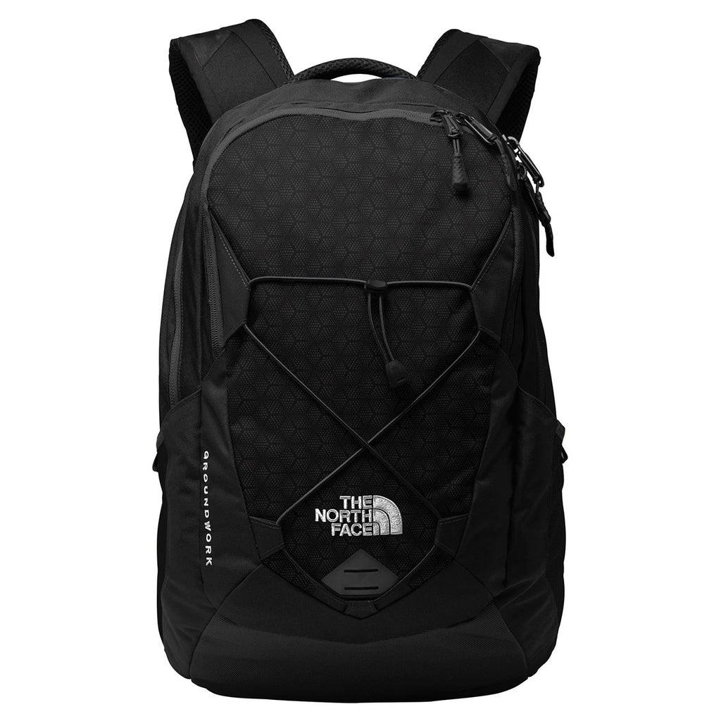 6e528d4ca41 The North Face TNF Black Groundwork Backpack