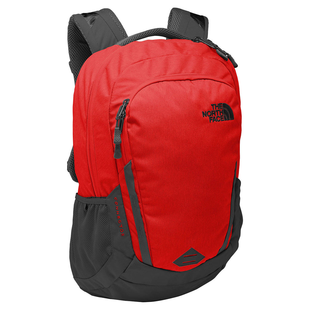 The North Face Rage Red/Asphalt Grey Connector Backpack