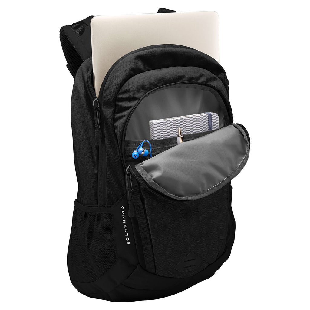 The North Face TNF Black/TNF White Connector Backpack