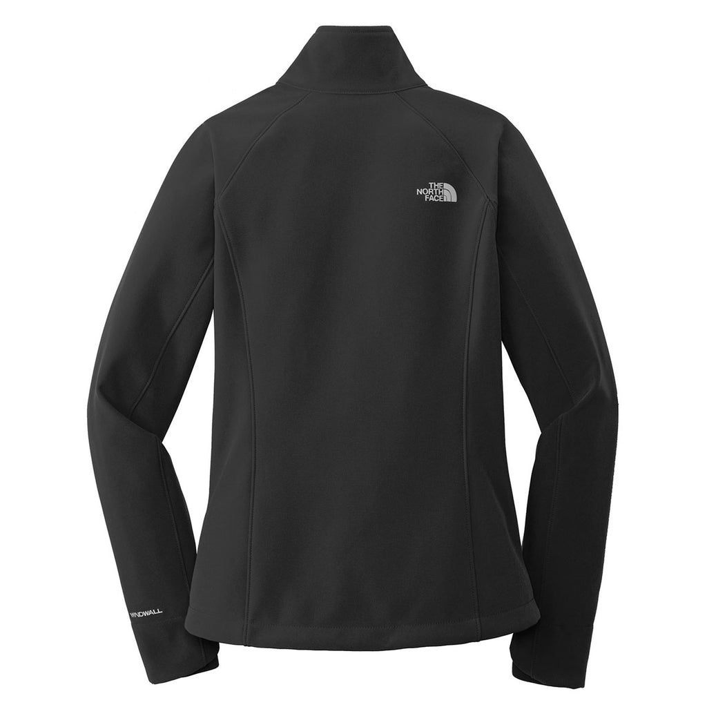 The North Face Women's Black Apex Barrier Soft Shell Jacket