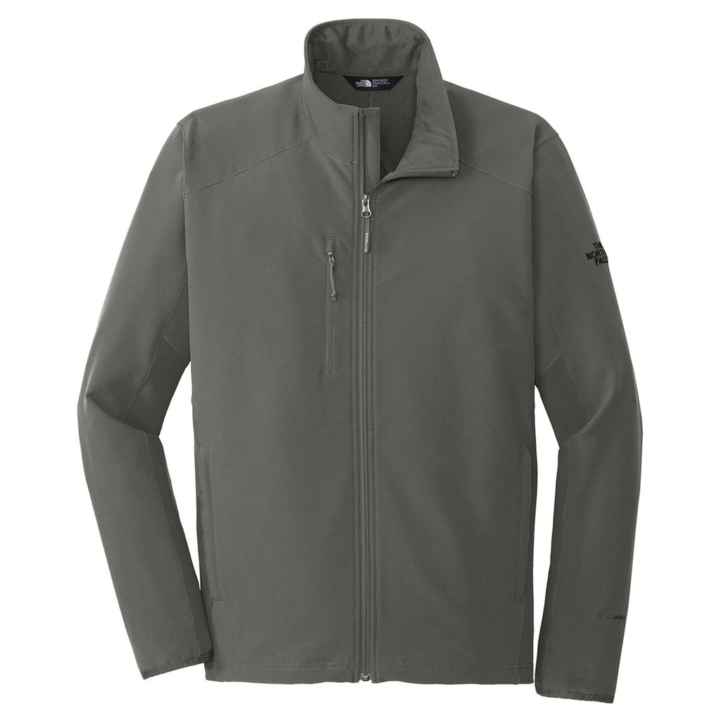 aad2141d0 The North Face Men's Asphalt Grey Tech Stretch Soft Shell Jacket