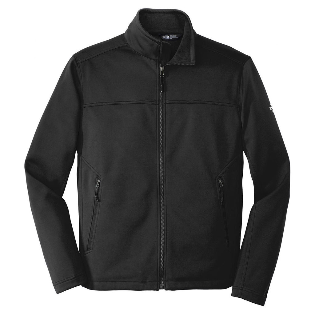 ff7526b33732 The North Face Men s Black Ridgeline Soft Shell Jacket. ADD YOUR LOGO