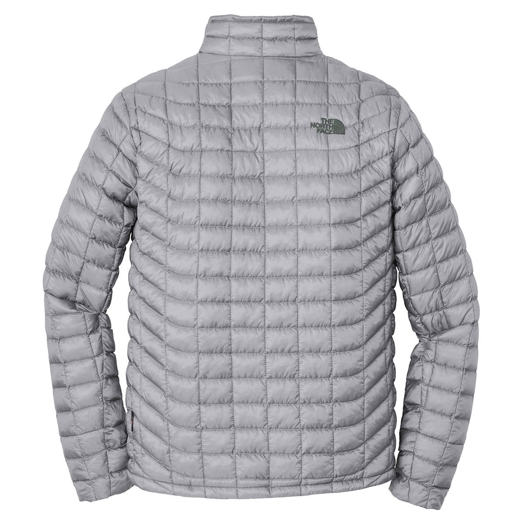 a5faca1635aa The North Face Men s Mid Grey Thermoball Trekker Jacket