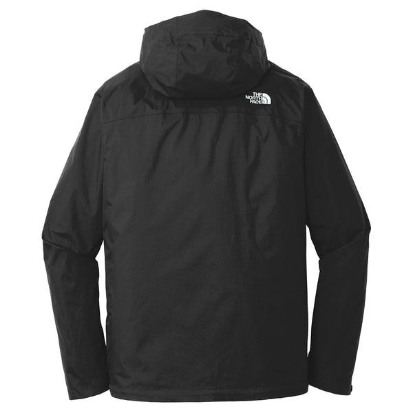 The North Face Men S Black Dryvent Rain Jacket
