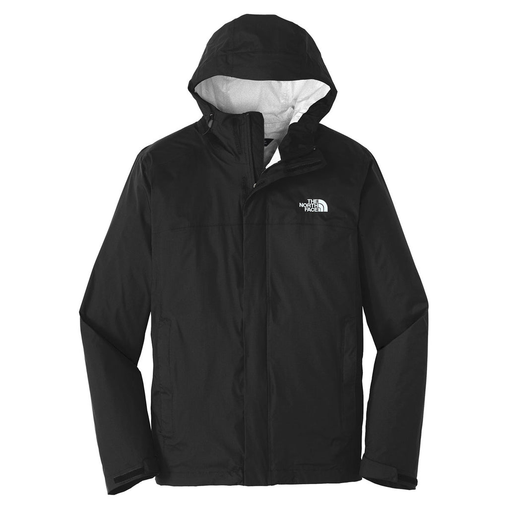 b16033ba0 The North Face Men's Black Dryvent Rain Jacket