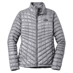 The North Face Women s Mid Grey Thermoball Trekker Jacket c1133a12d5b7