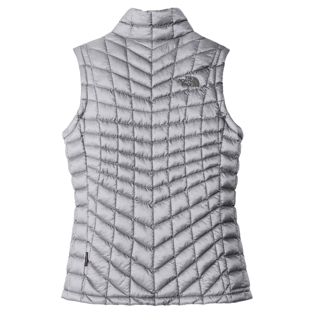 The North Face Women's Mid Grey Thermoball Trekker Vest
