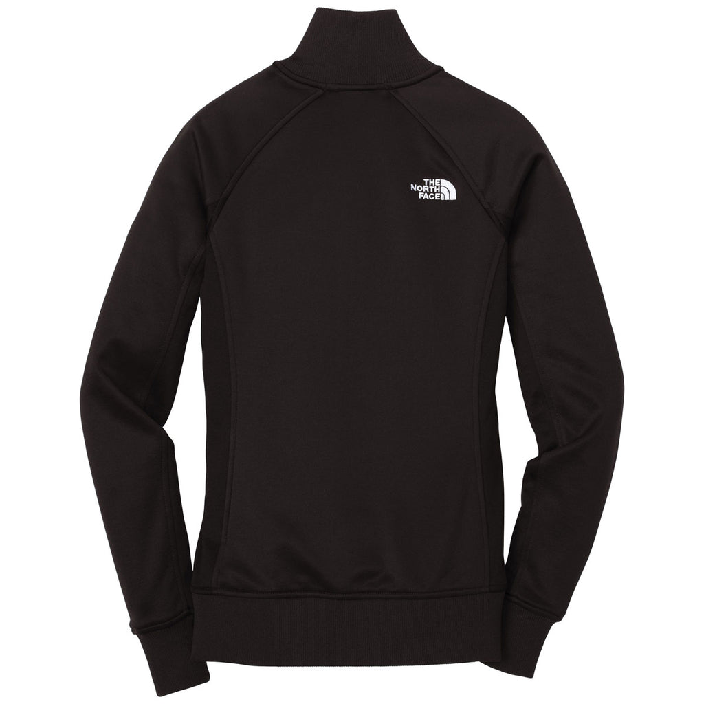 The North Face Women's Black Tech Full Zip Fleece Jacket