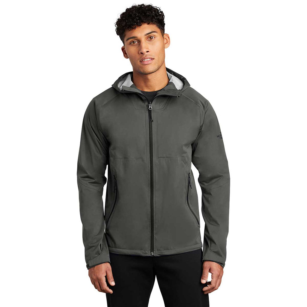 The North Face Men's Asphalt Grey All-Weather DryVent Stretch Jacket