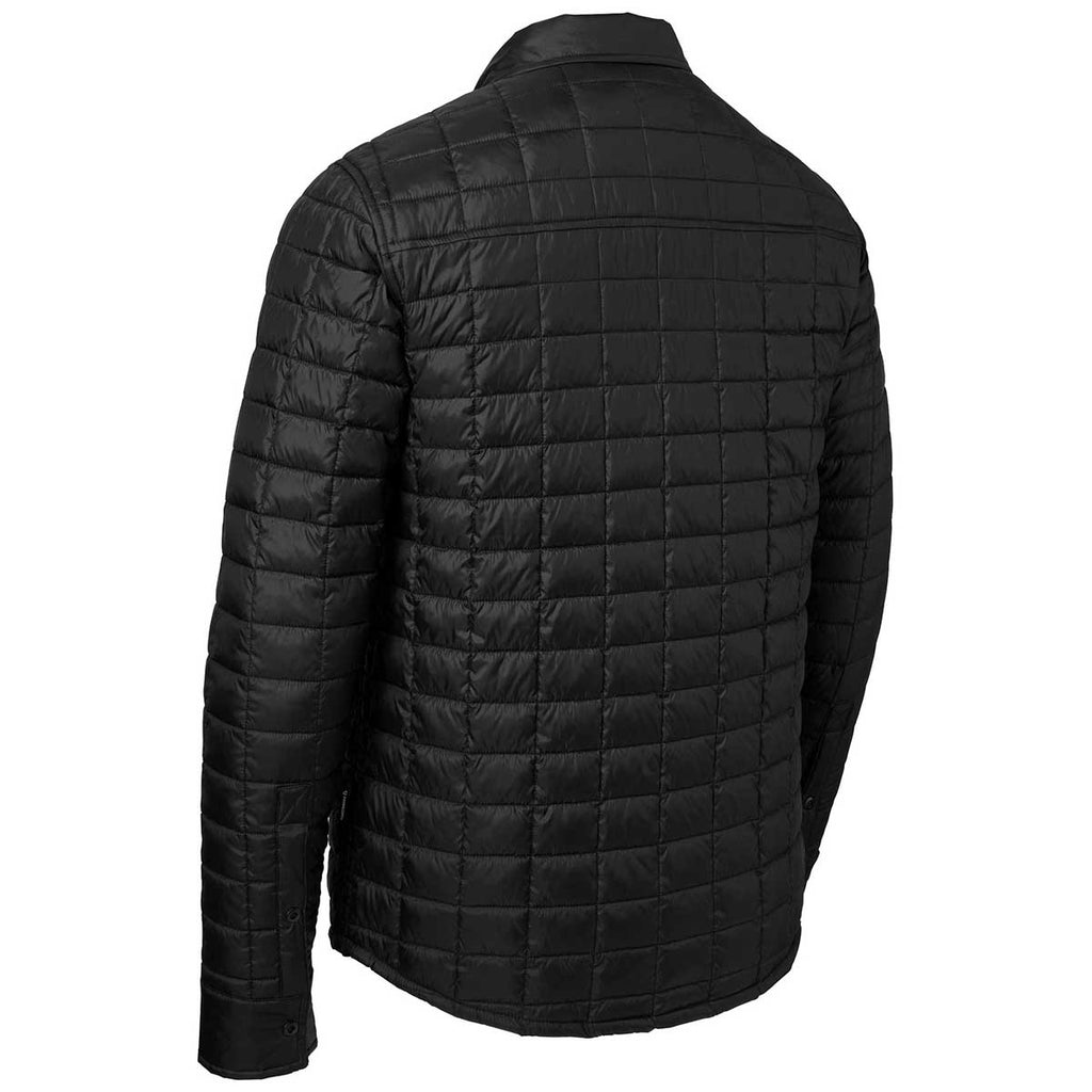 The North Face Men's Black ThermoBall ECO Shirt Jacket