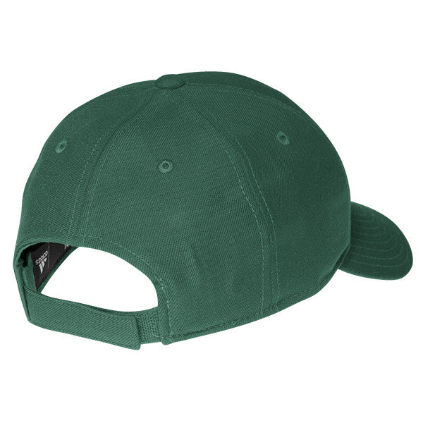 adidas Dark Green Structured Adjustable Cap