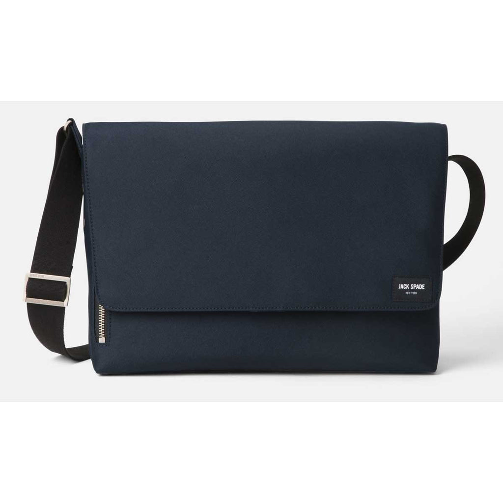 63be82ed2afe Jack Spade Men s Navy Commuter Nylon Site Messenger