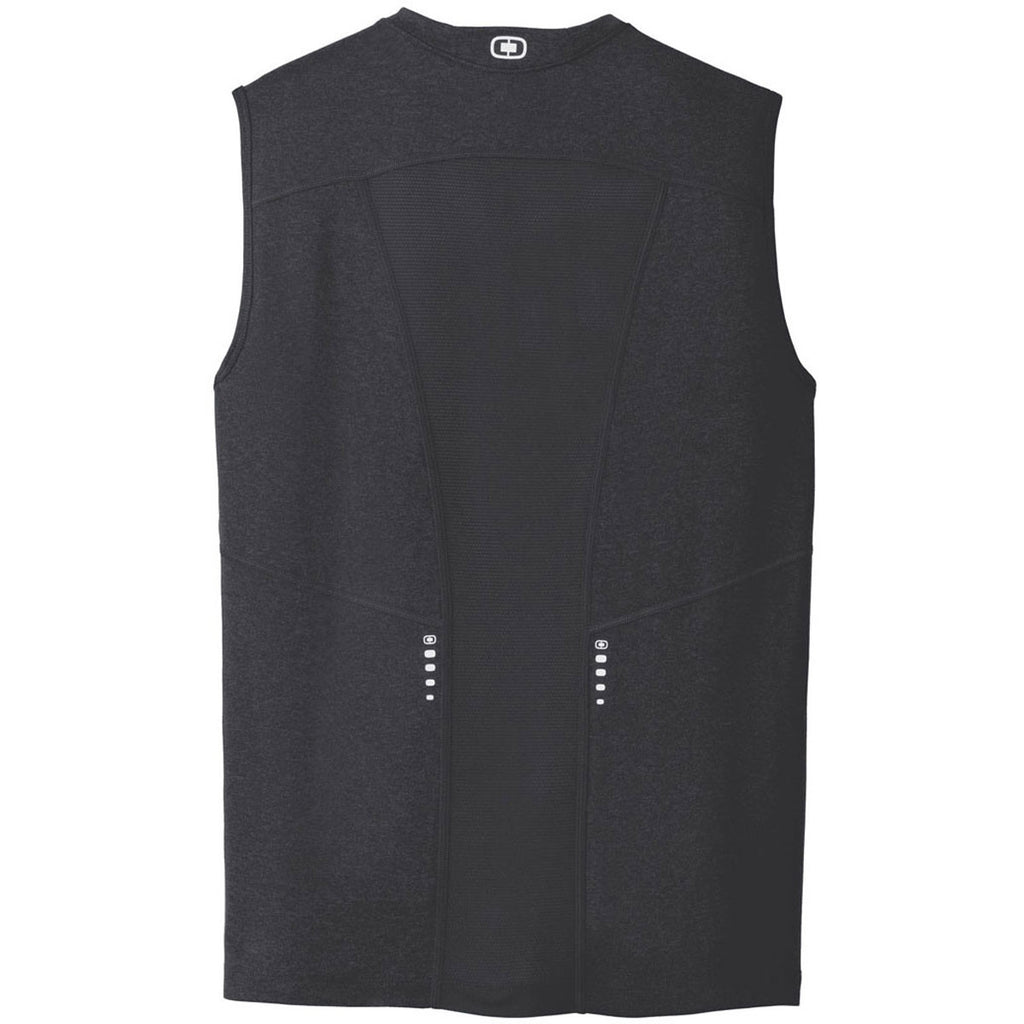 OGIO Endurance Men's Blacktop Sleeveless Pulse Crew