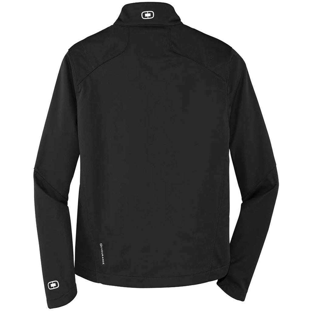 OGIO Men's Blacktop Endurance Crux Soft Shell