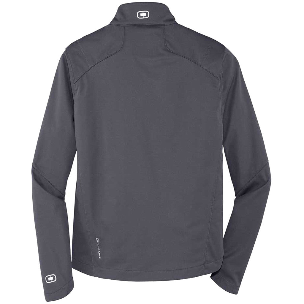 OGIO Endurance Men's Gear Grey Crux Soft Shell