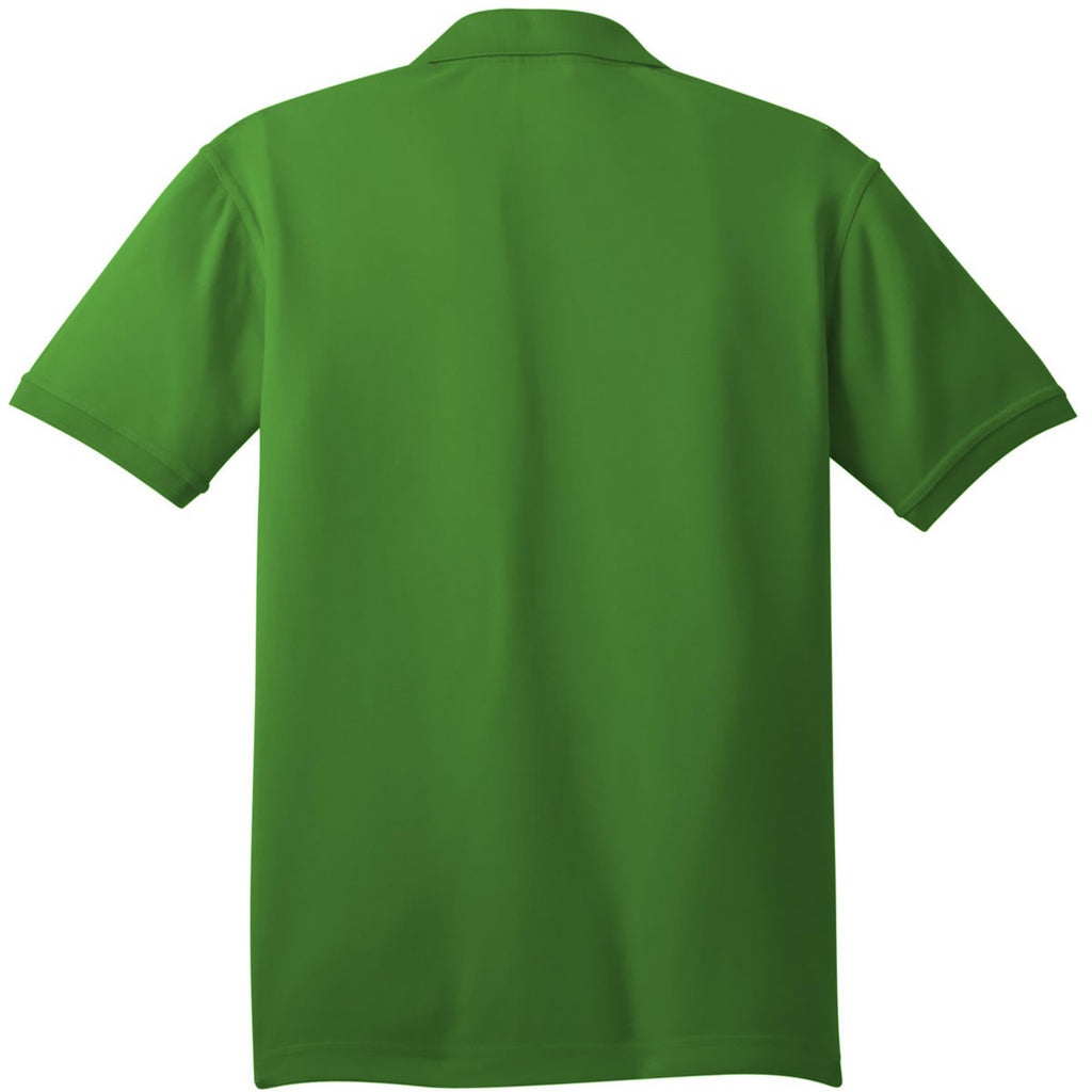 OGIO Men's Gridiron Green Caliber 2.0 Polo