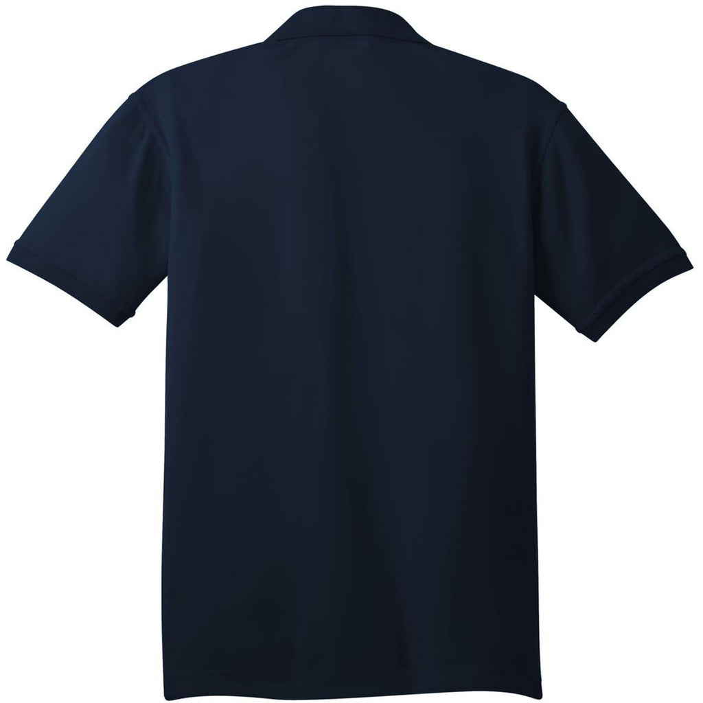 OGIO Men's Navy Caliber 2.0 Polo