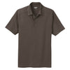 ogio-brown-linear-polo
