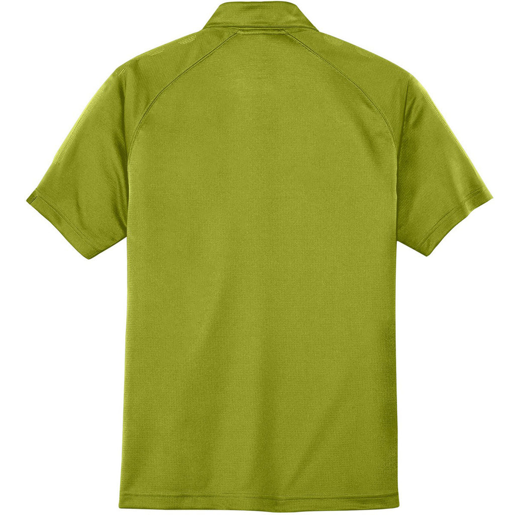 OGIO Men's Alloy Green Optic Polo
