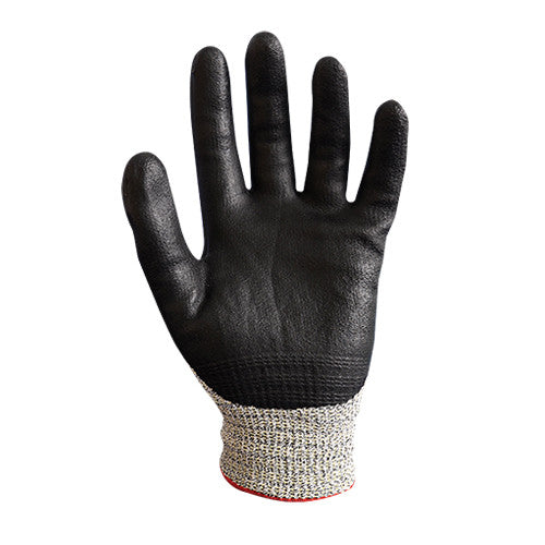 OccuNomix Grey/Black ANSI Cut Level A-6 Gloves