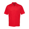 oakley-red-basic-polo