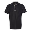 oakley-black-elemental-polo