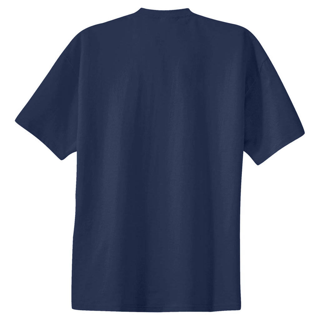 Port & Company Men's Navy Essential T-Shirt