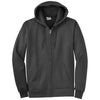 port-authority-charcoal-zip