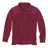 ping-burgundy-fleece