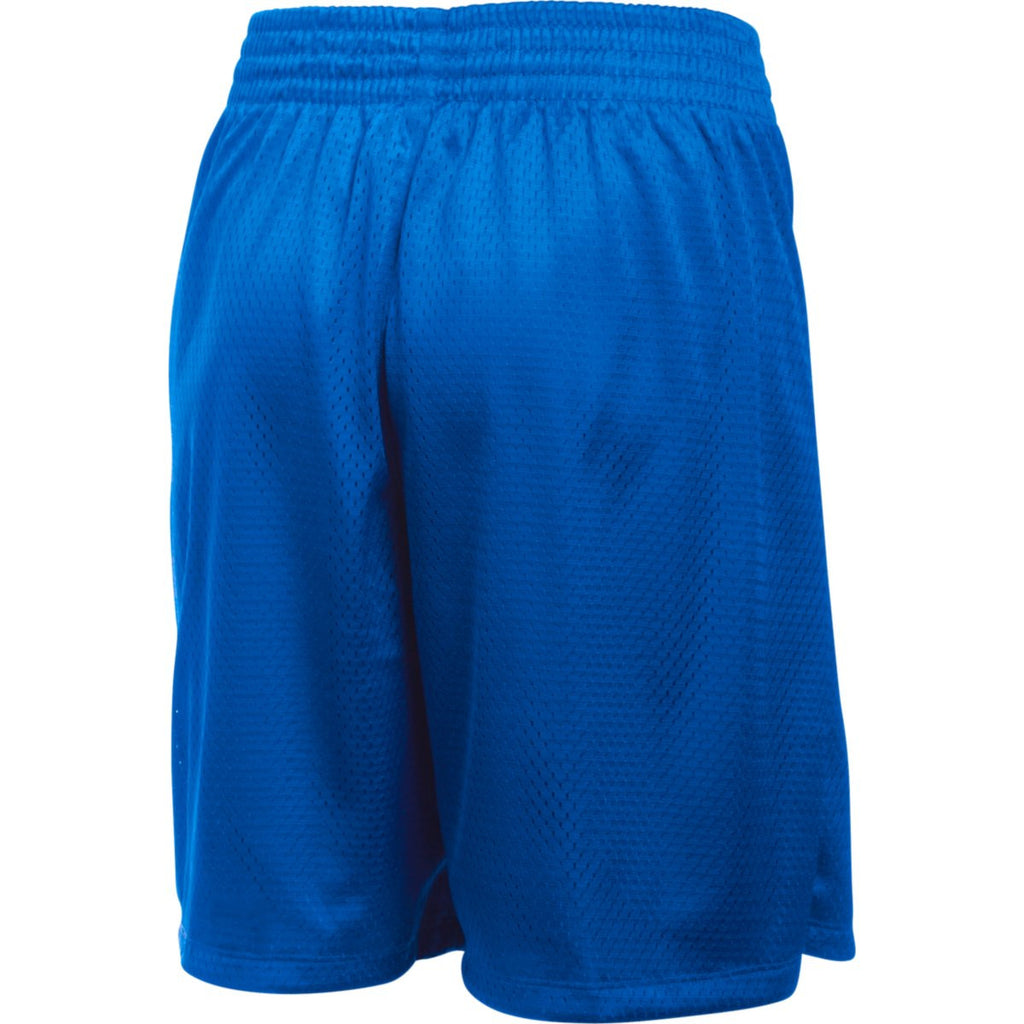 Under Armour Women's Royal Double Shorts
