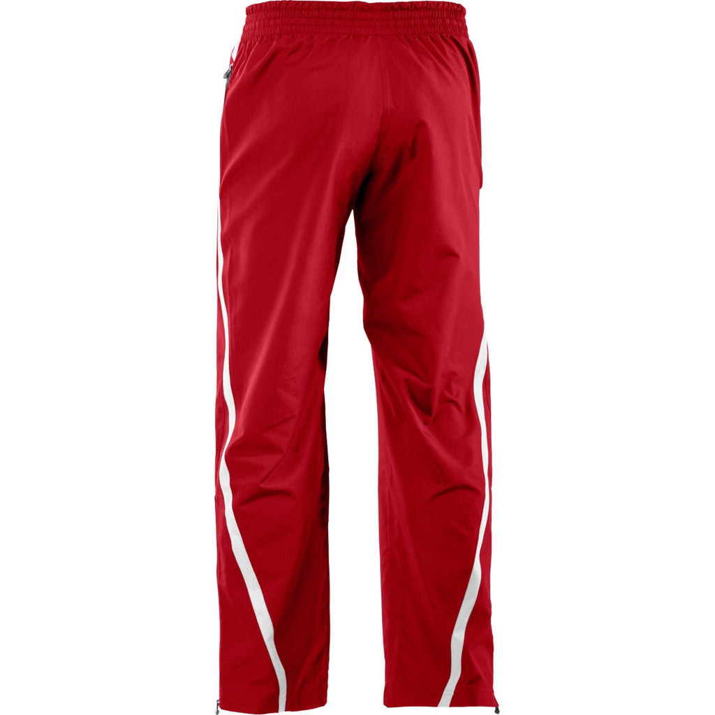 Under Armour Men's Red Team Essential Woven Pant