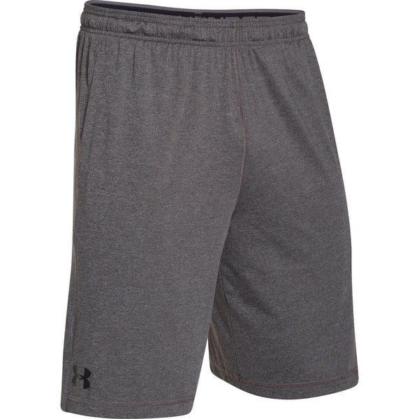 check out b0355 072db Under Armour Men s Carbon Heather Raid Shorts